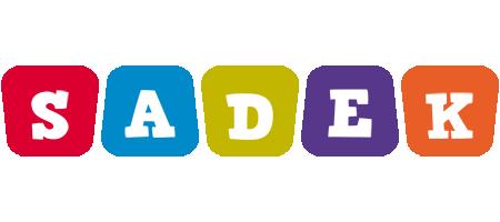 Sadek kiddo logo