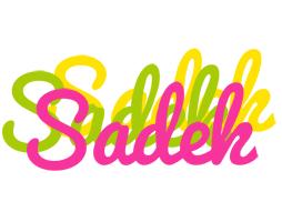 Sadek sweets logo