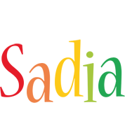 Sadia birthday logo
