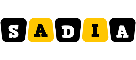 Sadia boots logo