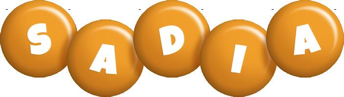 Sadia candy-orange logo