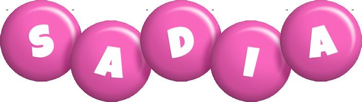 Sadia candy-pink logo