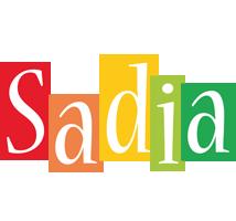 Sadia colors logo