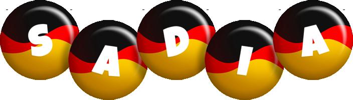Sadia german logo