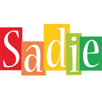 Sadie colors logo