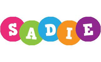 Sadie friends logo