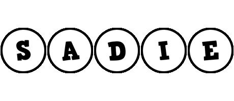 Sadie handy logo