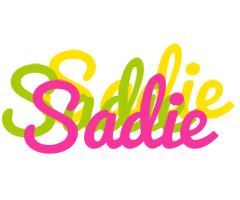 Sadie sweets logo