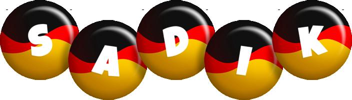 Sadik german logo
