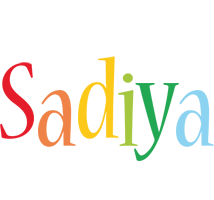 Sadiya birthday logo