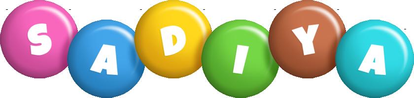 Sadiya candy logo