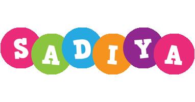 Sadiya friends logo