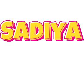 Sadiya kaboom logo