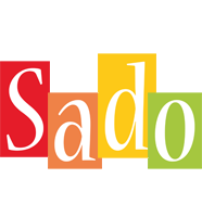 Sado colors logo