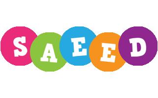Saeed friends logo