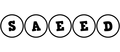 Saeed handy logo
