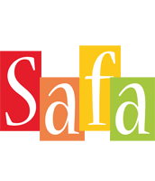 Safa colors logo