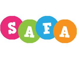 Safa friends logo