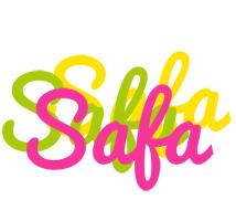 Safa sweets logo