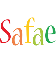 Safae birthday logo