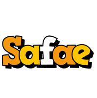 Safae cartoon logo
