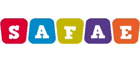 Safae daycare logo