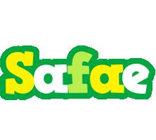 Safae soccer logo