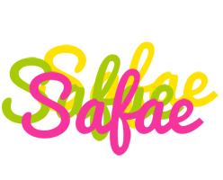 Safae sweets logo
