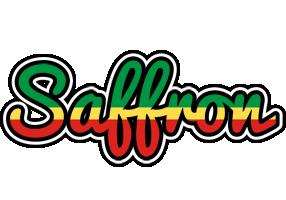 Saffron african logo