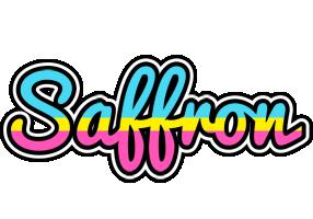 Saffron circus logo