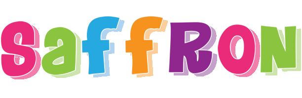 Saffron friday logo