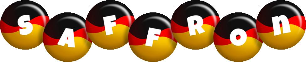 Saffron german logo