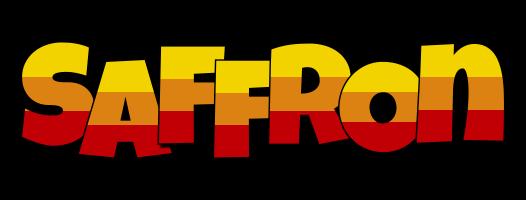 Saffron jungle logo