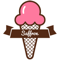 Saffron premium logo