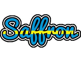 Saffron sweden logo