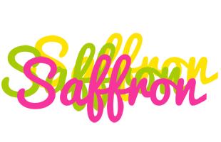 Saffron sweets logo