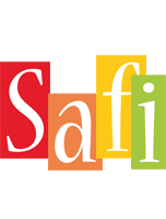 Safi colors logo