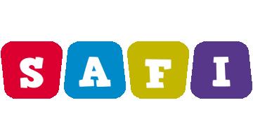 Safi daycare logo