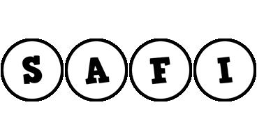 Safi handy logo