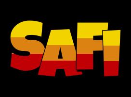 Safi jungle logo
