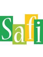 Safi lemonade logo