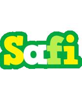 Safi soccer logo