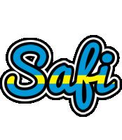 Safi sweden logo