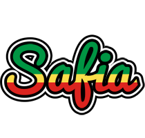 Safia african logo