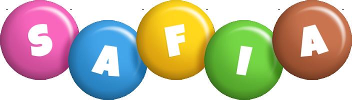 Safia candy logo