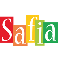 Safia colors logo