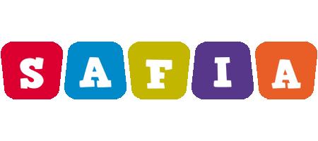 Safia kiddo logo