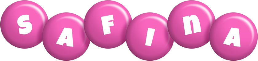Safina candy-pink logo