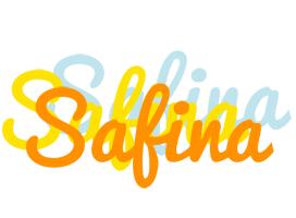 Safina energy logo