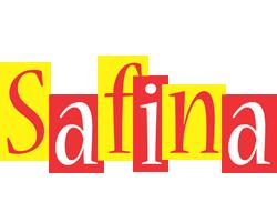 Safina errors logo